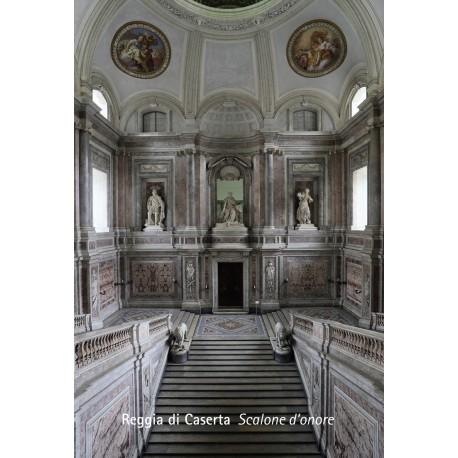 Magnete fotografico Reggia di Caserta - Scalone D`onore Verticale