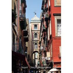 Magnete fotografico Napoli - S. Gregorio Armeno