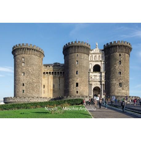 Magnete fotografico Napoli - Maschio Angioino
