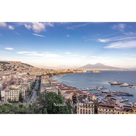 Magnete fotografico Napoli - Il golfo