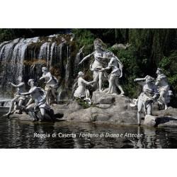 Magnete fotografico Reggia di Caserta - Fontana di Diana e Atteone