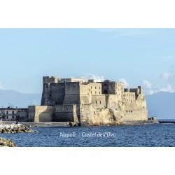 Magnete fotografico Napoli - Castel dell`Ovo