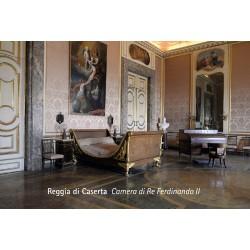 Magnete fotografico Reggia di Caserta - Camera di re Ferdinando II