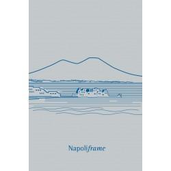 Cartolina Napoliframe - Il Golfo.