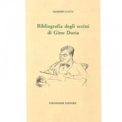 Bibliografia degli scritti di Gino Doria