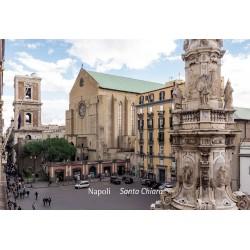 Magnete fotografico Napoli Santa Chiara