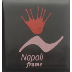 Magnete Ceramico Napoli - Vesuvio Nero