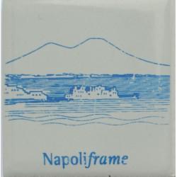 Magnete Ceramico Napoli - Il Golfo Grigio