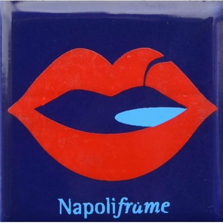 Magnete Ceramico Napoli - Bocca Golfo Blu