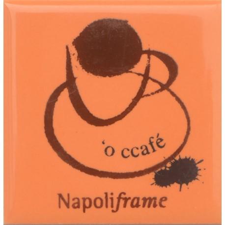 Magnete Ceramico Napoli - Il Caffè