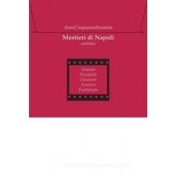 AnnicinquantaSessanta Mestieri di Napoli Cartoline