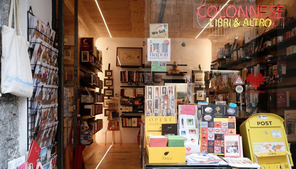 Libreria_Colonnese_SanBiagio_Napoli