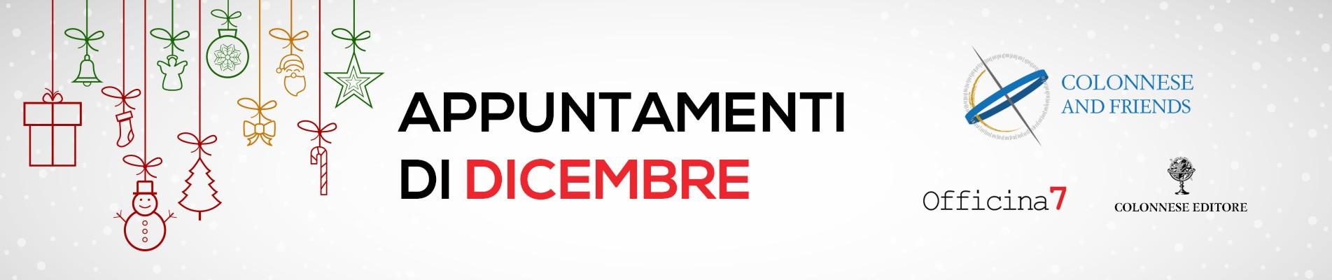 Appuntamenti di Dicembre